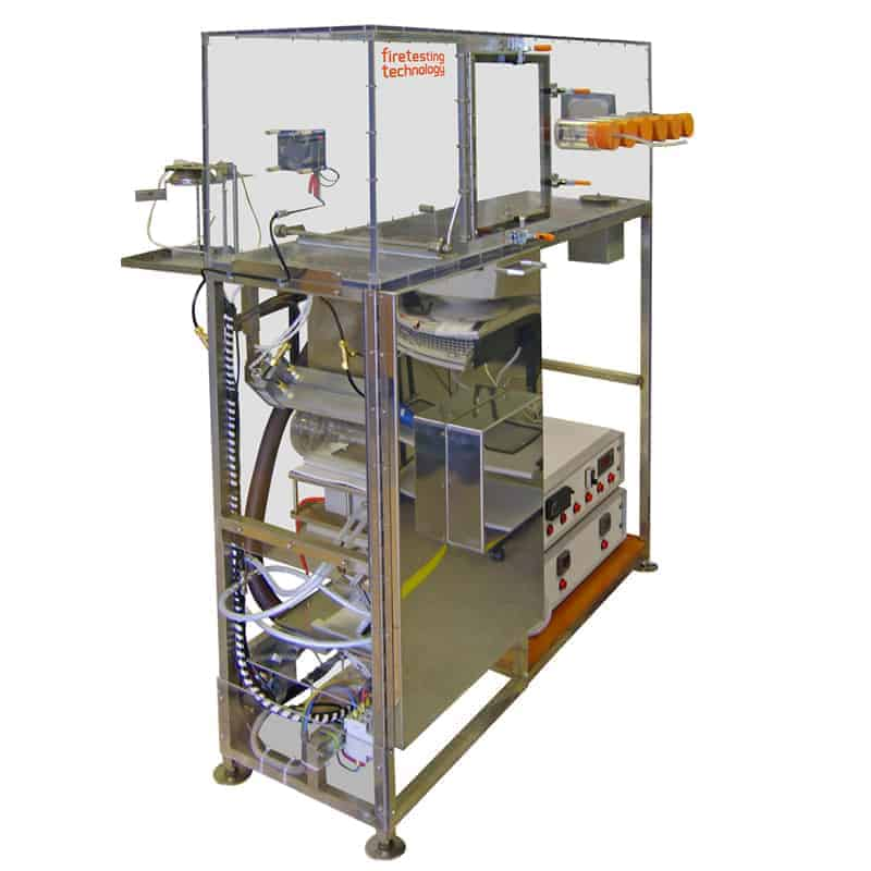 Combustion Toxicity Test Apparatus ASTM E1678, NFPA 269