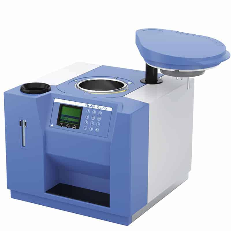 Oxygen Bomb Calorimeter