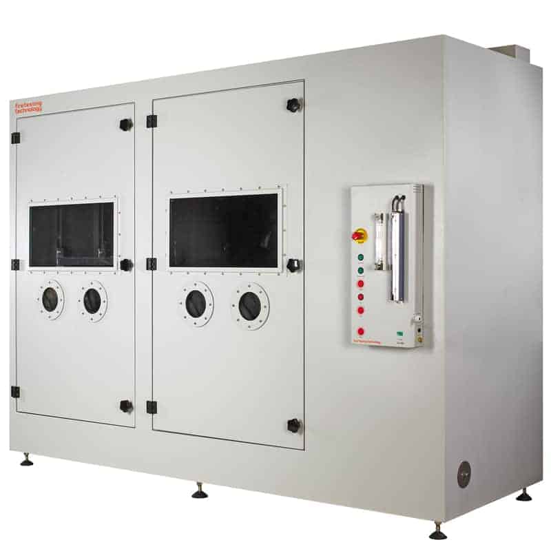 Vertical/Horizontal Wire Flame Test Apparatus