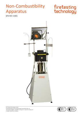 Non Combustibility Apparatus
