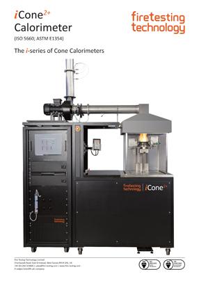 iCone2+ Calorimeter