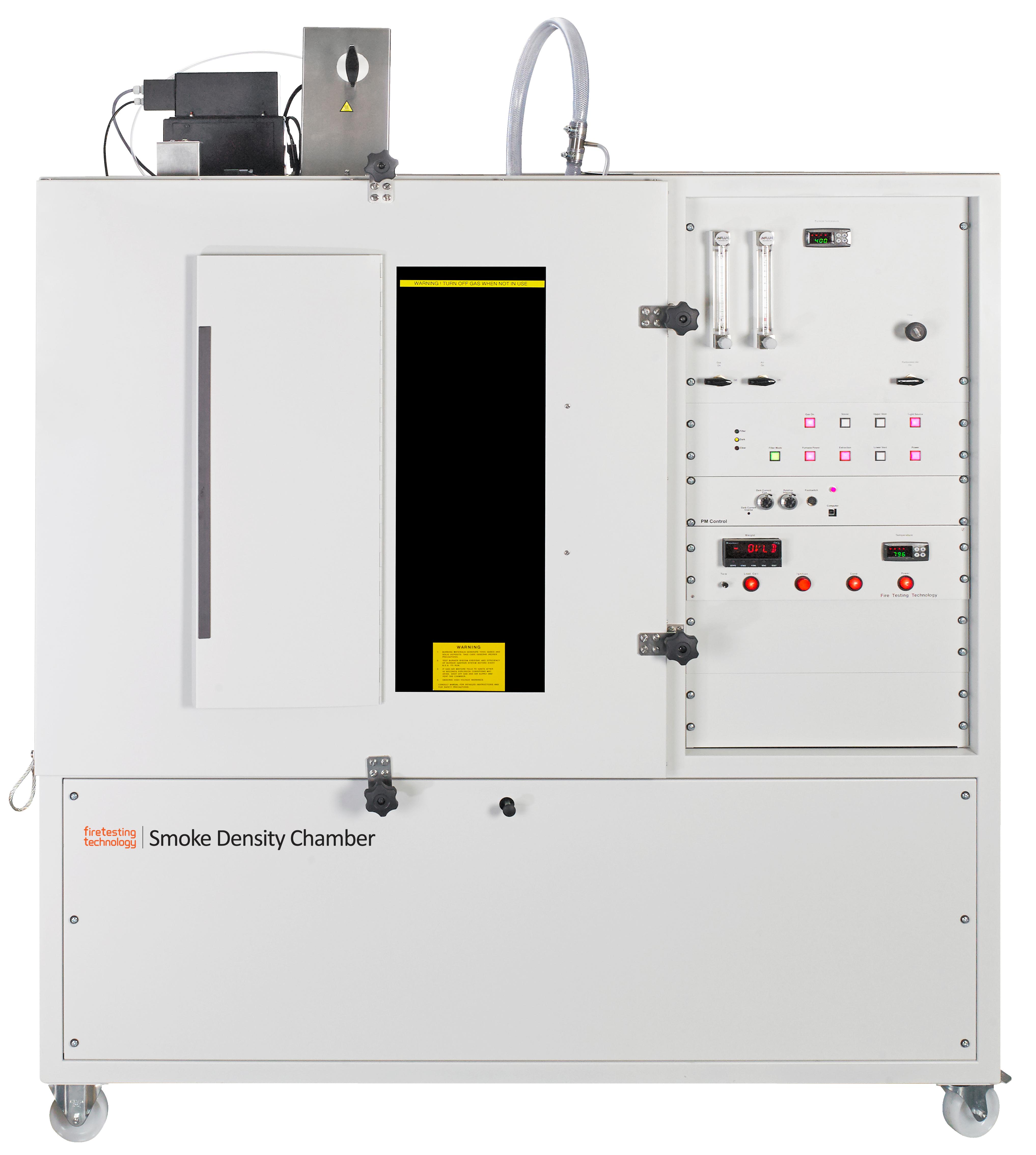 ASTM E662 Smoke Density Chamber