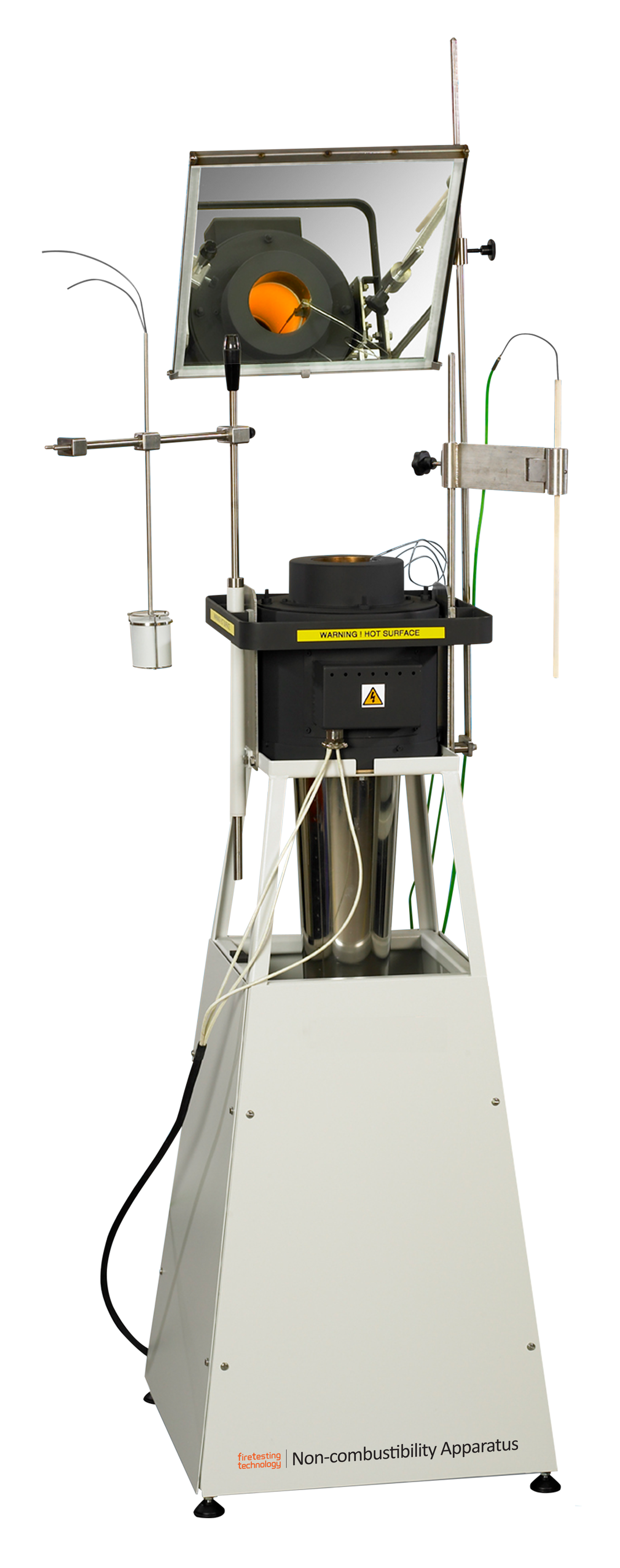ISO 1182 non combustibility apparatus